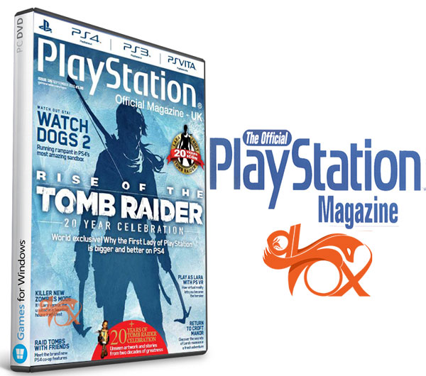 دانلود مجله PlayStation Official Magazine UK – September 2016