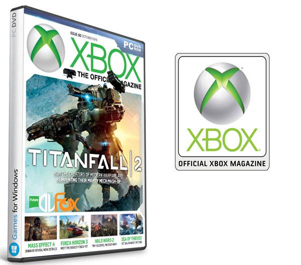 دانلود مجله Official Xbox Magazine USA – October 2016