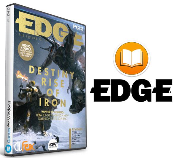 دانلود مجله Edge – October 2016