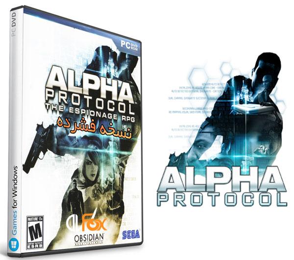 دانلود نسخه فشرده بازی Alpha Protocol برای PC