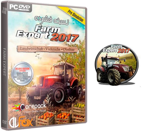 دانلود نسخه فشرده بازی Farm Expert 2017 برای PC