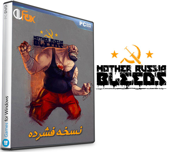 دانلود نسخه فشرده بازی MOTHER RUSSIA BLEEDS برای PC