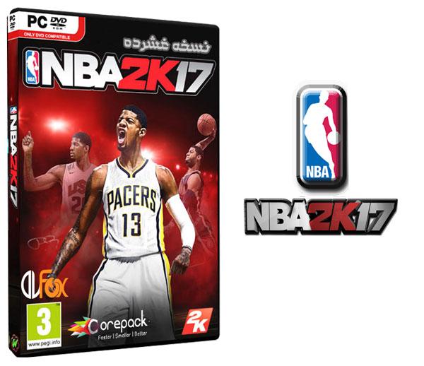 دانلود نسخه فشرده بازی NBA 2K17 برای PC