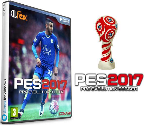 دانلود نسخه کرک شده بازی Pro Evolution Soccer 2017 برای PC