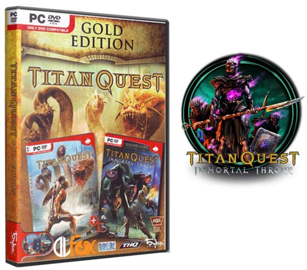 دانلود نسخه فشرده بازی TITAN QUEST: ANNIVERSARY EDITION برای کامپیوتر