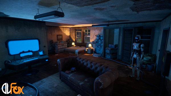 دانلود نسخه فشرده بازی THE UNCERTAIN: THE LAST QUIET DAY برای PC