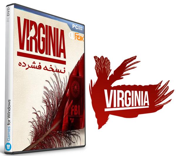 دانلود نسخه فشرده بازی Virginia برای PC