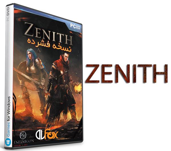 دانلود نسخه فشرده بازی ZENITH برای PC