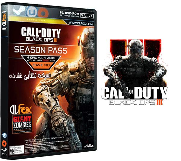 دانلود نسخه فشرده بازی Call of Duty: Black Ops III Complete Edition برای PC