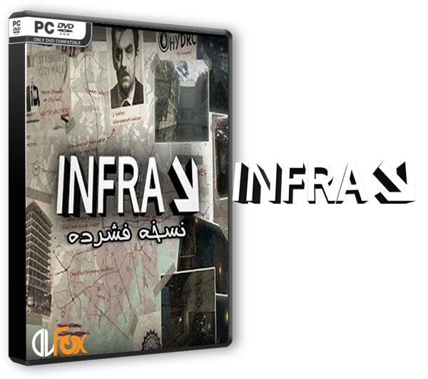 دانلود نسخه فشرده بازی INFRA Part 1 & 2 برای PC
