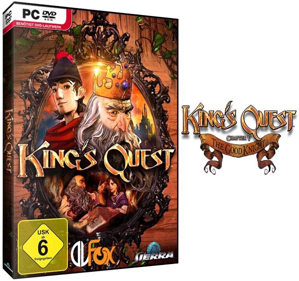 دانلود نسخه فشرده بازی KING'S QUEST: THE COMPLETE COLLECTION برای PC