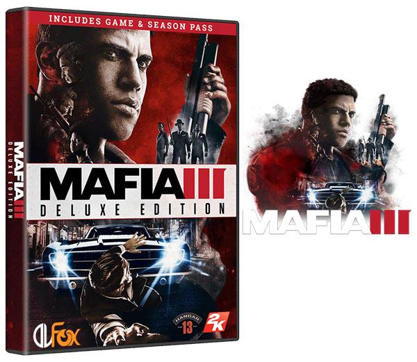 دانلود آپدیت بازی MAFIA III UP7 INCL FASTER BABY DLC برای PC