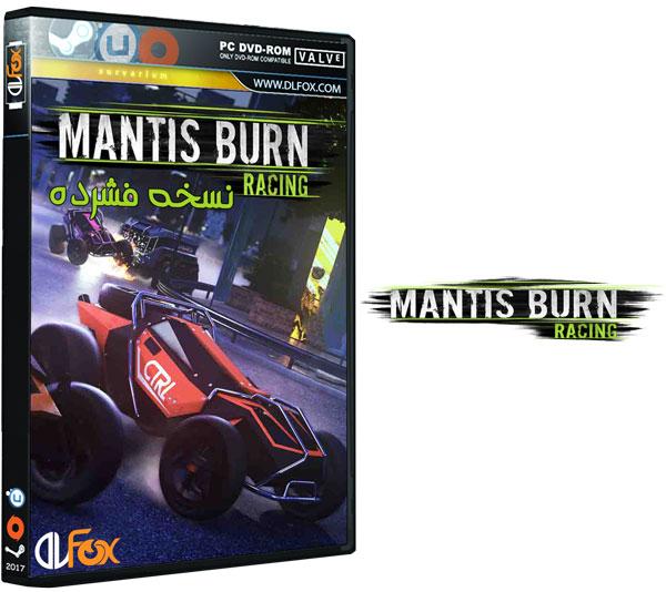 دانلود نسخه فشرده FitGirl بازی Mantis Burn Racing برای PC