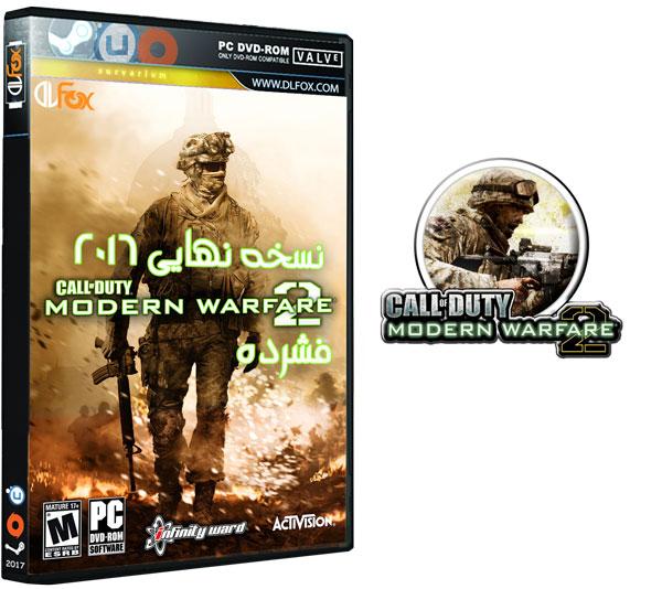 دانلود نسخه فشرده بازی Call of Duty: Modern Warfare 2 برای PC