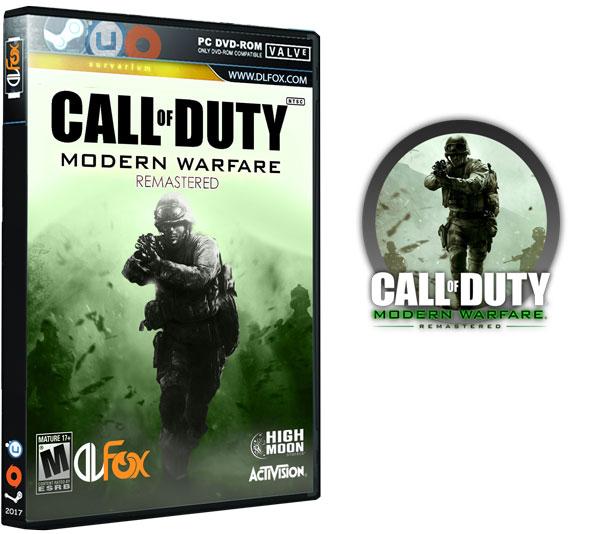 دانلود بازی Call of Duty: Modern Warfare Remastered برای PC