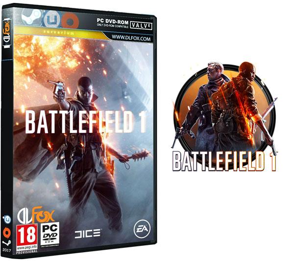 دانلود نسخه فشرده و کرک شده بازی Battlefield 1 برای PC