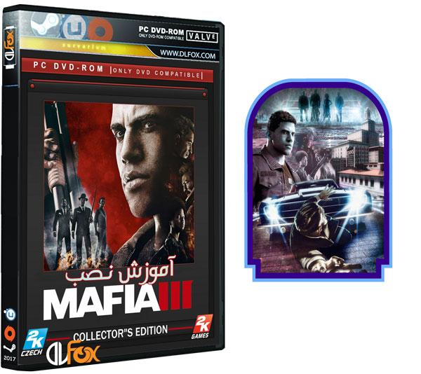 اموزش نصب و حل مشکلات بازی MAFIA 3 برای PC