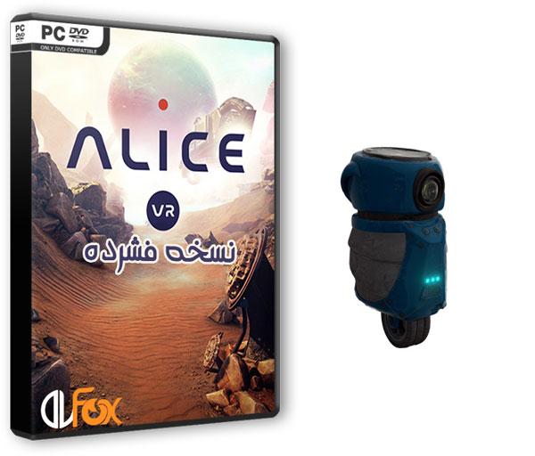 دانلود نسخه فشرده بازی ALICE VR برای PC