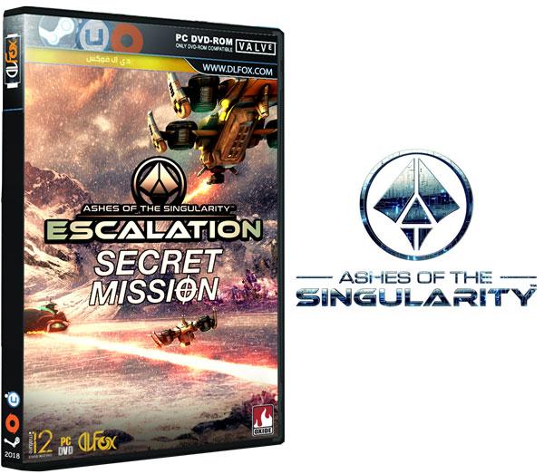دانلود نسخه فشرده بازی Ashes of the Singularity: Escalation برای PC