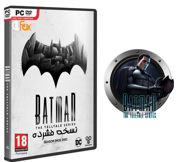 دانلود نسخه فشرده بازی Batman: The Telltale Series برای PC