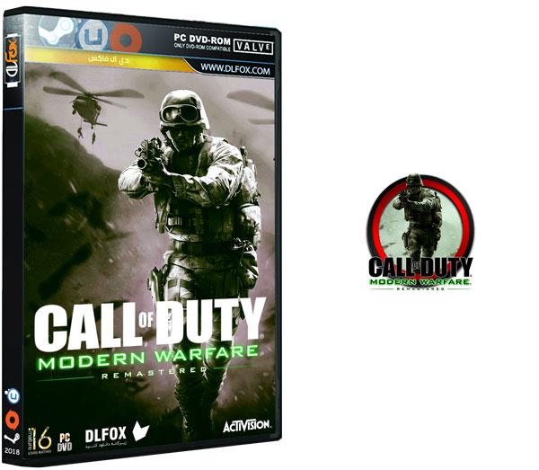 دانلود نسخه فشرده FitGirl بازی Call of Duty: Modern Warfare Remastered برای PC