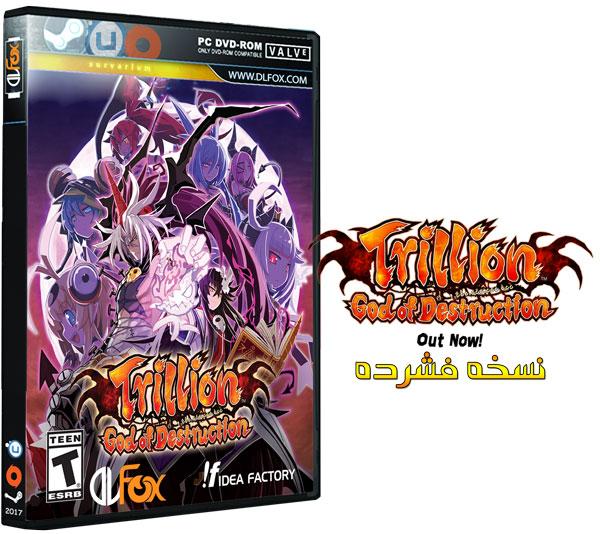 دانلود نسخه فشرده بازی TRILLION: GOD OF DESTRUCTION برای PC