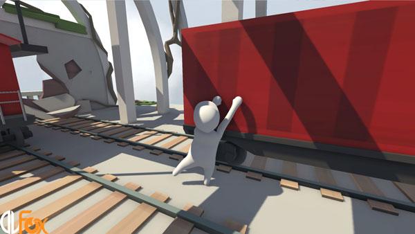 دانلود نسخه فشرده بازی Human: Fall Flat برای PC