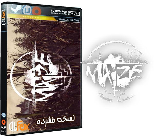 دانلود نسخه فشرده بازی MAIZE برای PC