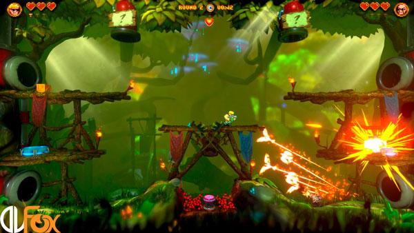 دانلود نسخه فشرده بازی Rad Rodgers – Radical Edition برای PC