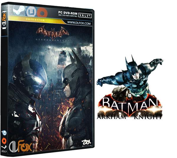 دانلود نسخه فشرده FitGirl بازی BATMAN: ARKHAM KNIGHT برای PC