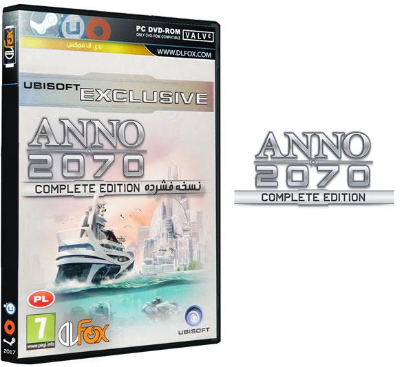 دانلود نسخه فشرده بازی Anno 2070: Complete Edition برای PC