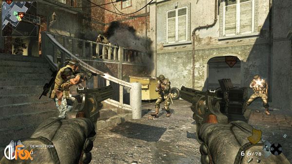 دانلود نسخه فشرده بازی CALL OF DUTY: BLACK OPS برای PC
