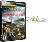 دانلود نسخه فشرده بازی Sid Meier's Civilization V: The Complete Edition برای PC