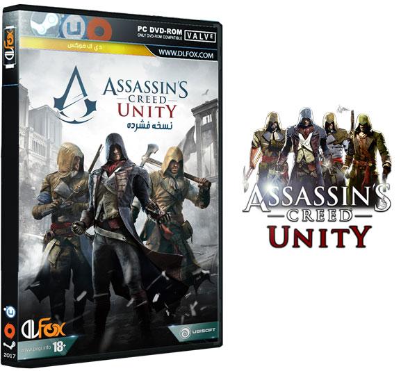 دانلود نسخه فشرده FitGirl Repacks بازی ASSASSIN'S CREED:UNITY برای PC