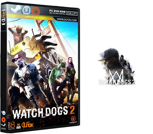 دانلود نسخه نهایی FitGirl Repacks بازی Watch Dogs 2 برای PC