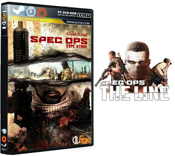 دانلود نسخه فشرده بازی SPEC OPS: THE LINE برای PC