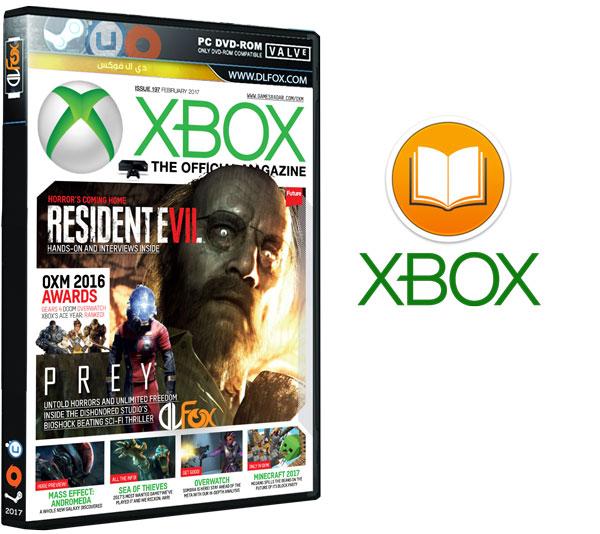 دانلود مجله Official Xbox Magazine USA – February 2017