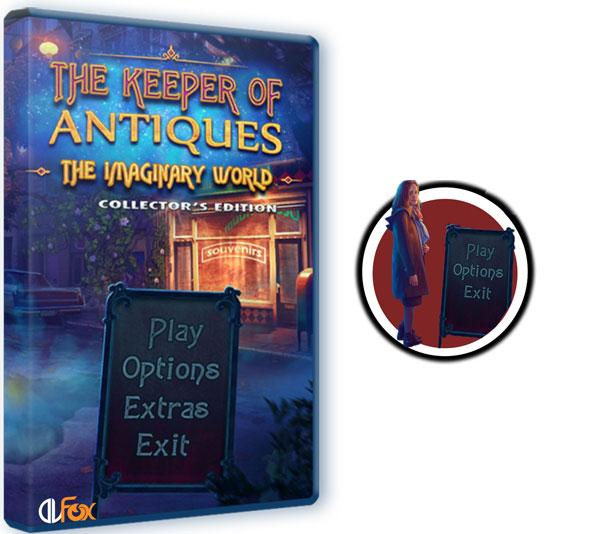 دانلود نسخه فشرده بازی The Keeper of Antiques برای PC