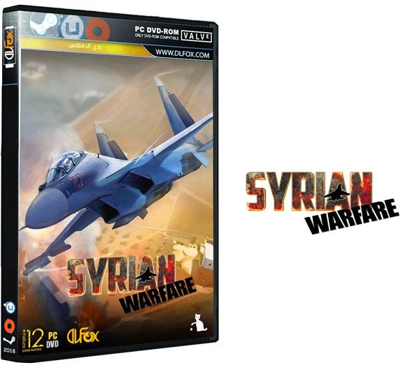 دانلود نسخه فشرده بازی Syrian Warfare برای PC