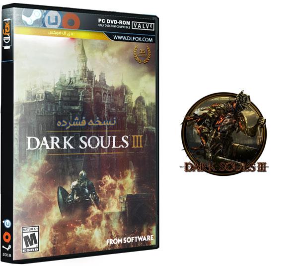 دانلود نسخه فشرده بازی Dark Souls III The Ringed City برای PC