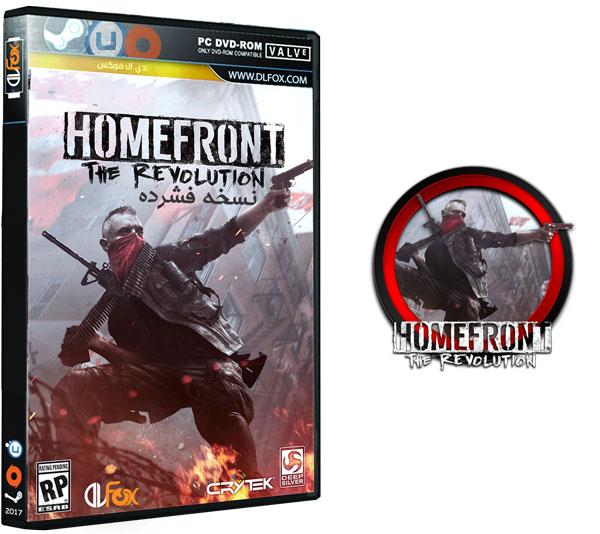 دانلود نسخه فشرده CorePack بازی Homefront The Revolution برای PC