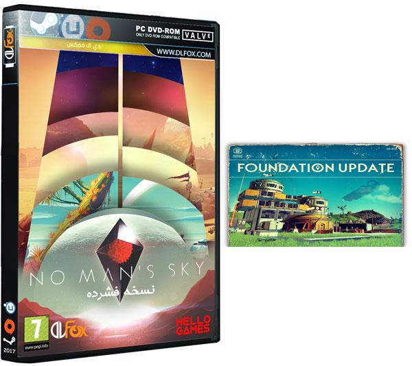 دانلود نسخه فشرده بازی NO MAN'S SKY – PATH FINDER برای PC