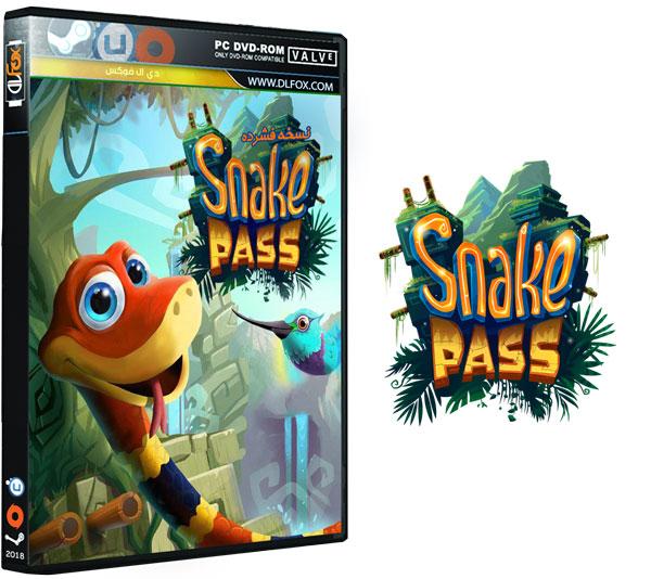 دانلود نسخه فشرده بازی Snake Pass برای PC