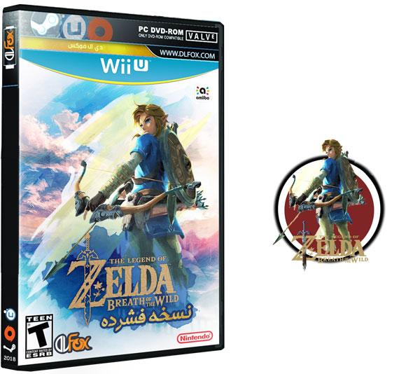 دانلود نسخه فشرده بازی The Legend of Zelda: Breath of the Wild برای PC