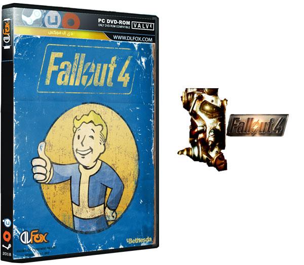دانلود نسخه فشرده CorePack بازی Fallout 4 Final Edition برای PC