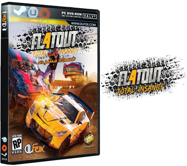 دانلود نسخه فشرده بازی FlatOut 4: Total Insanity برای PC