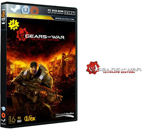 دانلود نسخه فشرده بازی GEARS OF WAR ULTIMATE EDITION برای PC
