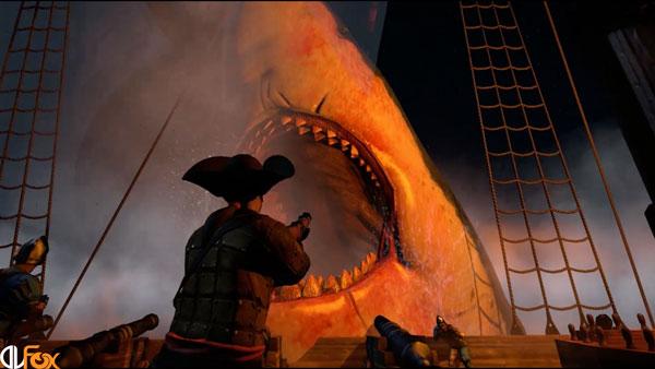 دانلود نسخه فشرده بازی Man O War Corsair برای PC