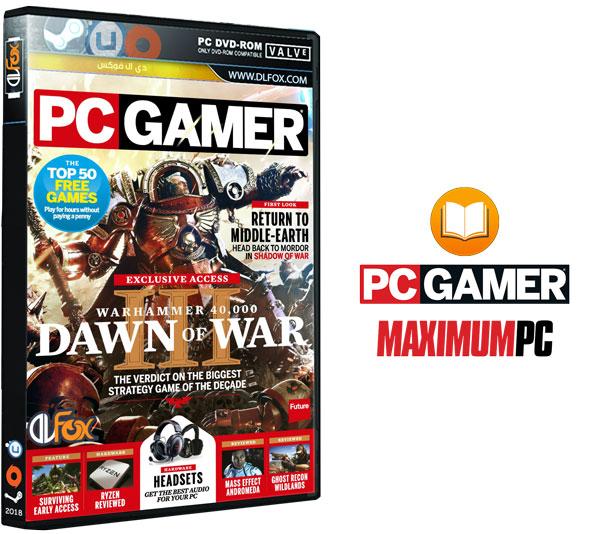 دانلود مجله PC Gamer UK – March 2017