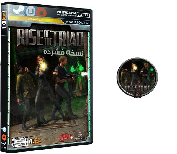 دانلود نسخه فشرده CorePack بازی Rise of the Triad DOOM Edition برای PC